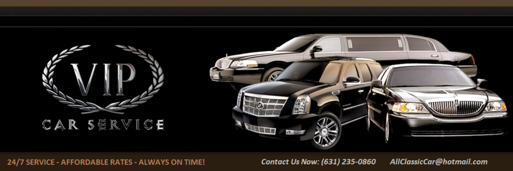 VIP Car Service – Long Island Car Service & Airport Transportation